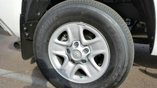 2015 Toyota Tundra Wheels And Tires 300 Miles Classified