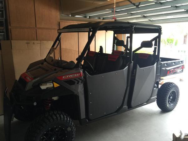 2015 Custom Polaris Ranger Crew 900 Classified Ads