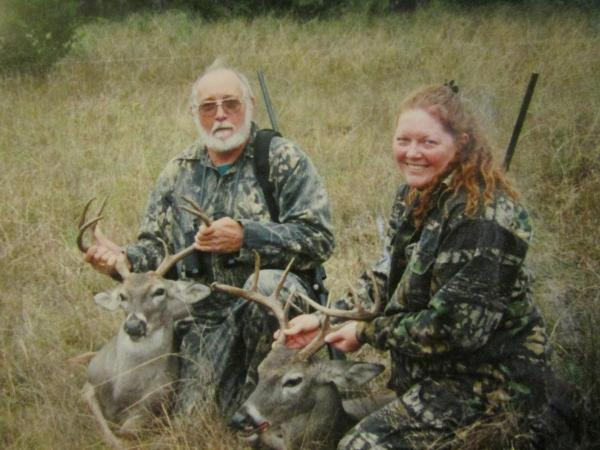 Dad and I with our bucks in Texas 001.JPG