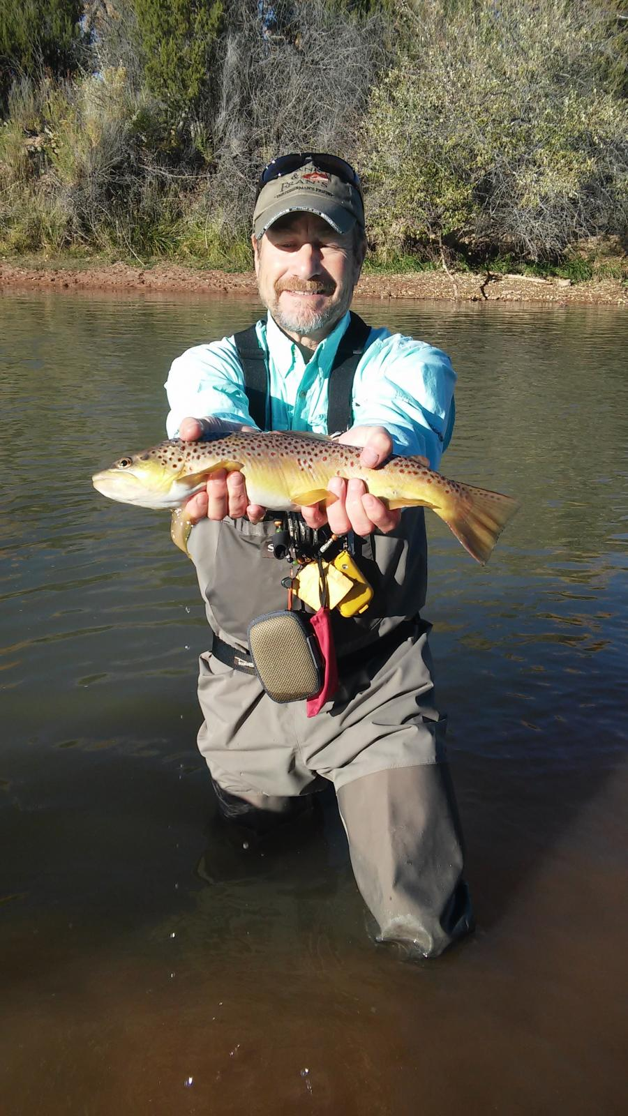 Fly fishing new mexico in the winter fishing for Fly fishing new mexico