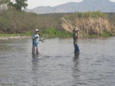 Lower salt river fishing discussion for Salt river fishing
