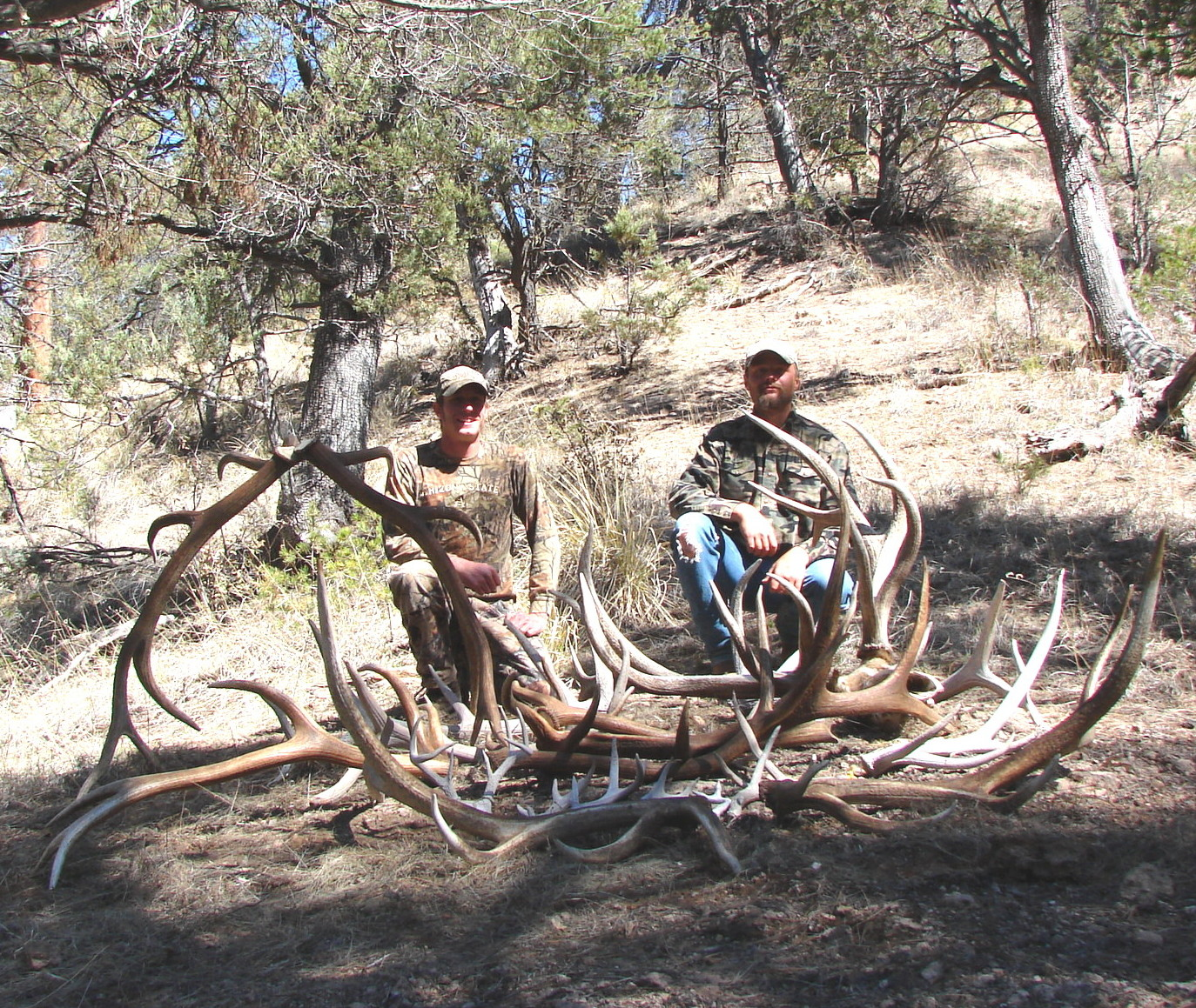 First Browns Sheds And Heads 09 Shed Hunting