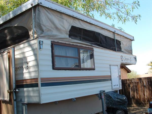 Jayco Pop Up Truck Camper - Classified Ads ...
