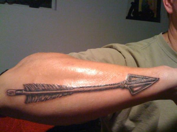 How addicted are you to archery bowhunting for coues for Archery tattoo pictures