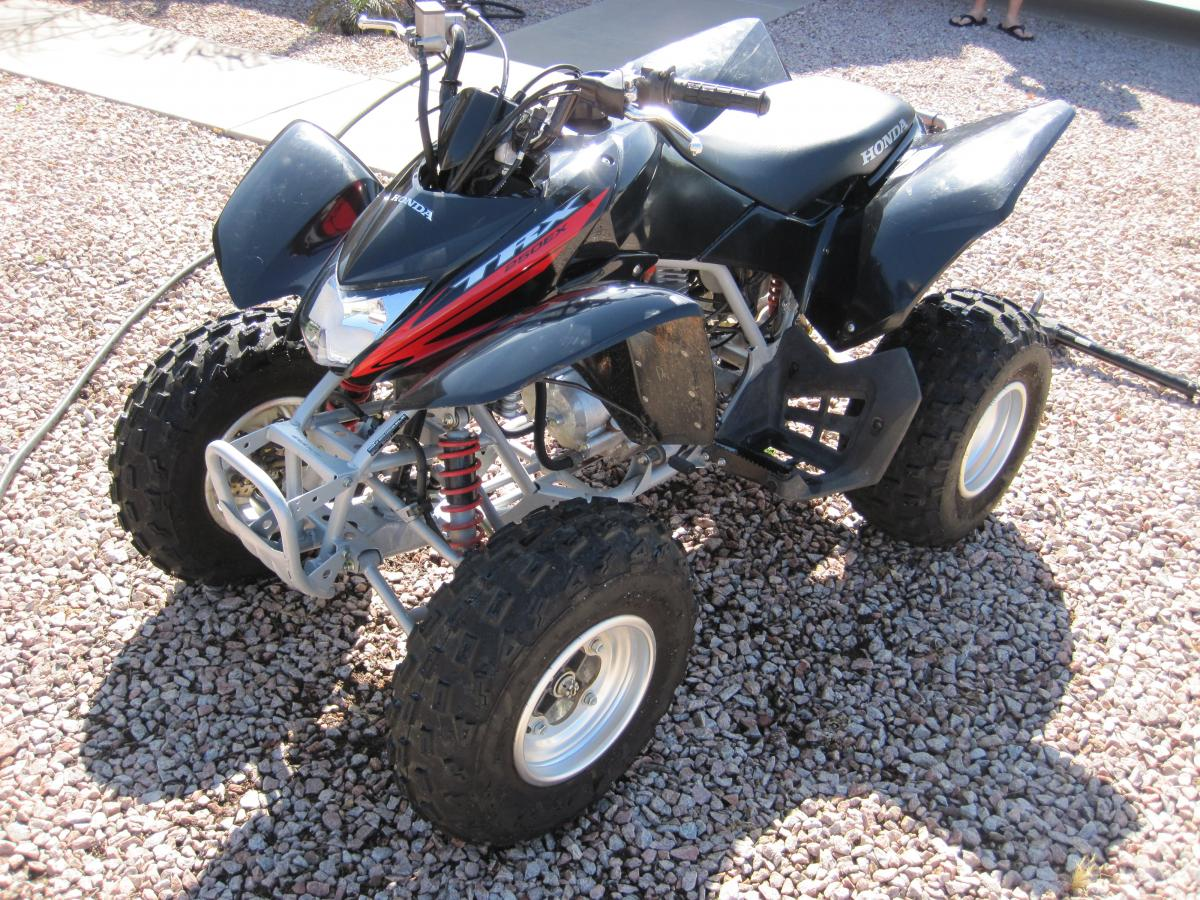 2007 honda trx 250ex for sale classified ads discussion forum. Black Bedroom Furniture Sets. Home Design Ideas