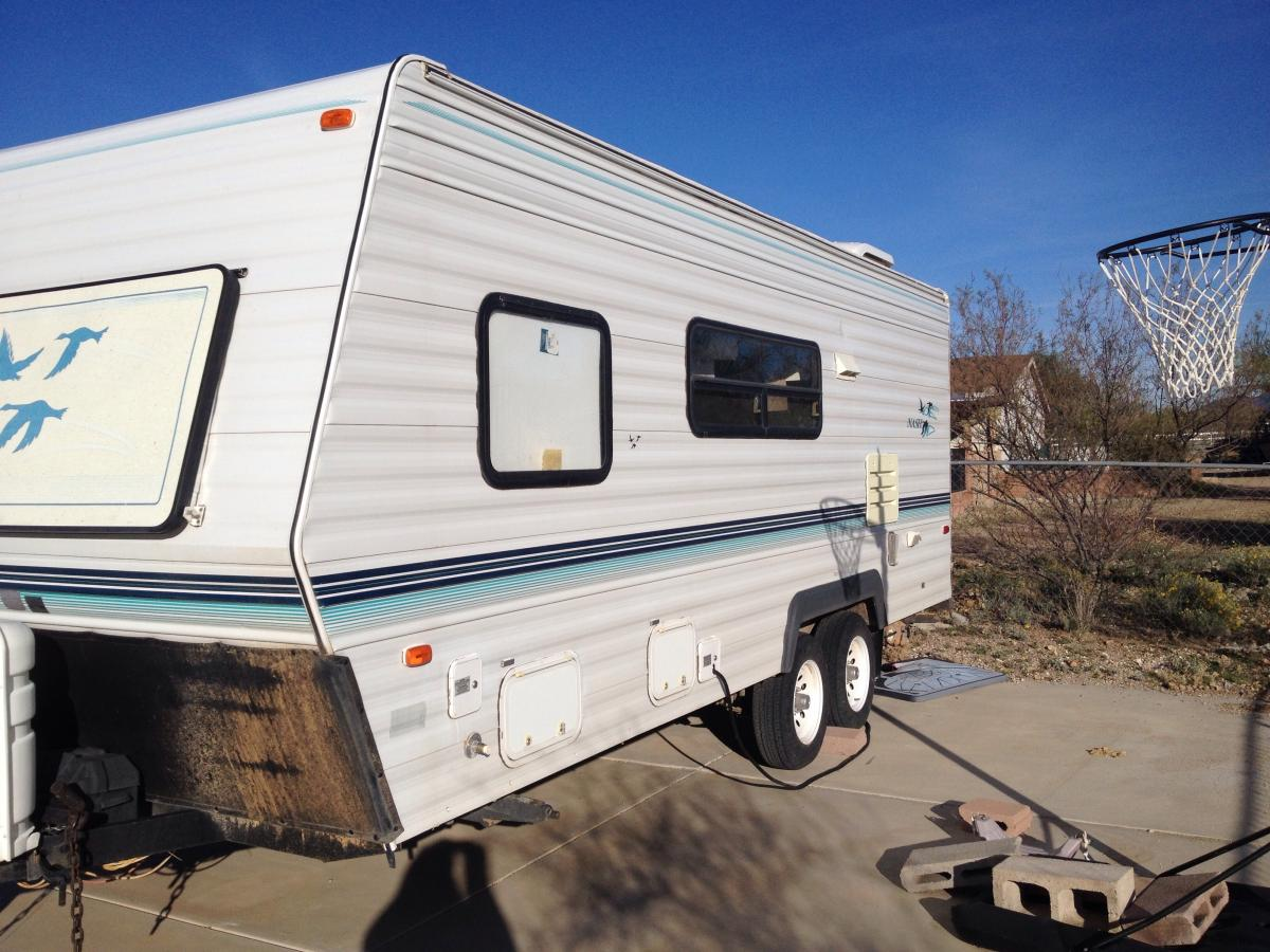 Nash Travel Trailers >> 1999 22ft Nash travel trailer - Classified Ads