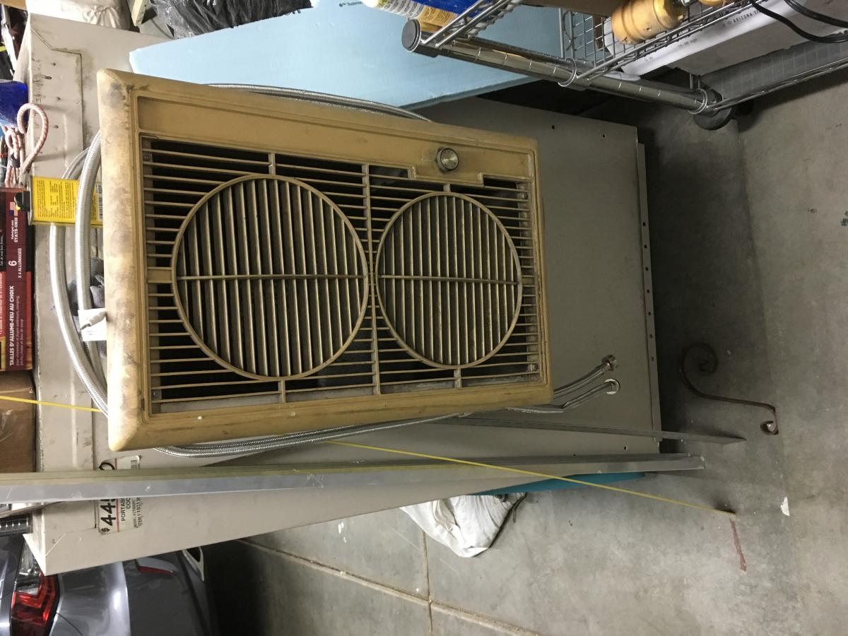 Looking to buy a portable (garage/shop) swamp cooler ...