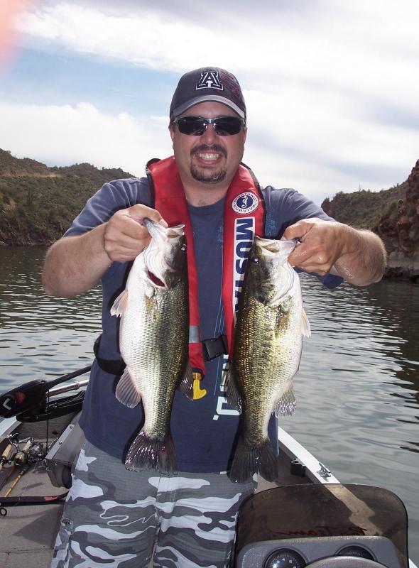 Easter saturday apache lake fishing for Apache lake fishing