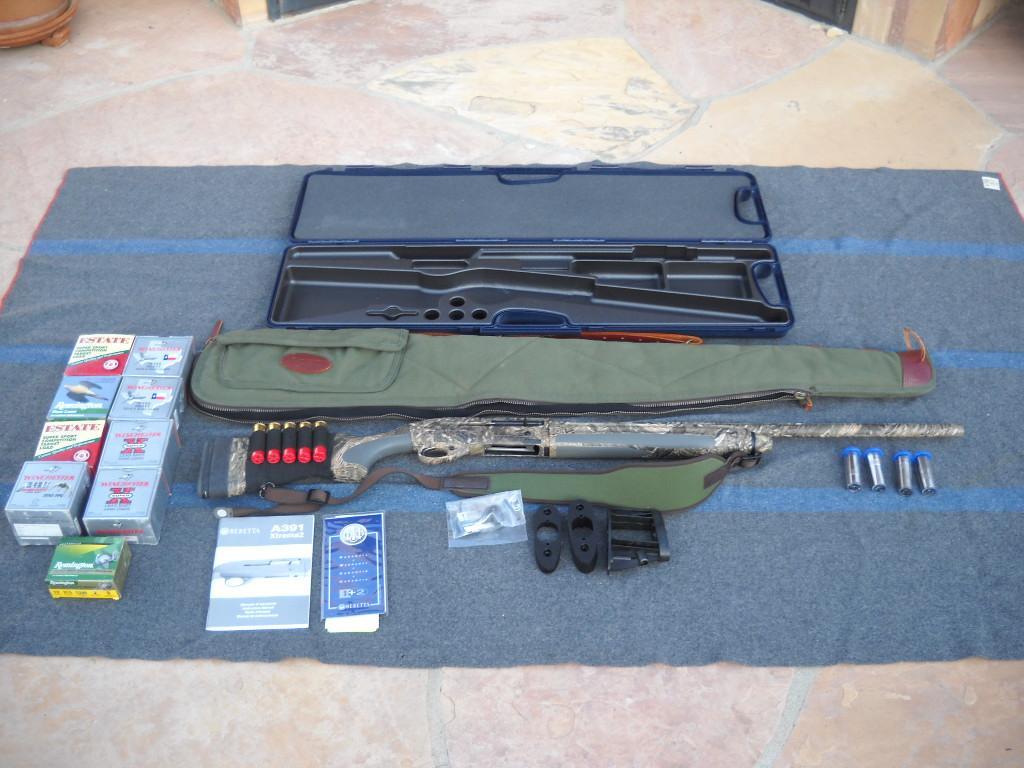 Beretta A391 3 5 Xtrema Manual