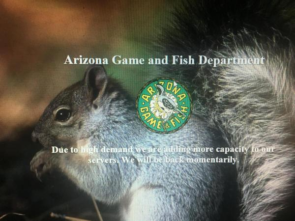 Portal results available page 2 elk hunting for Az game and fish portal