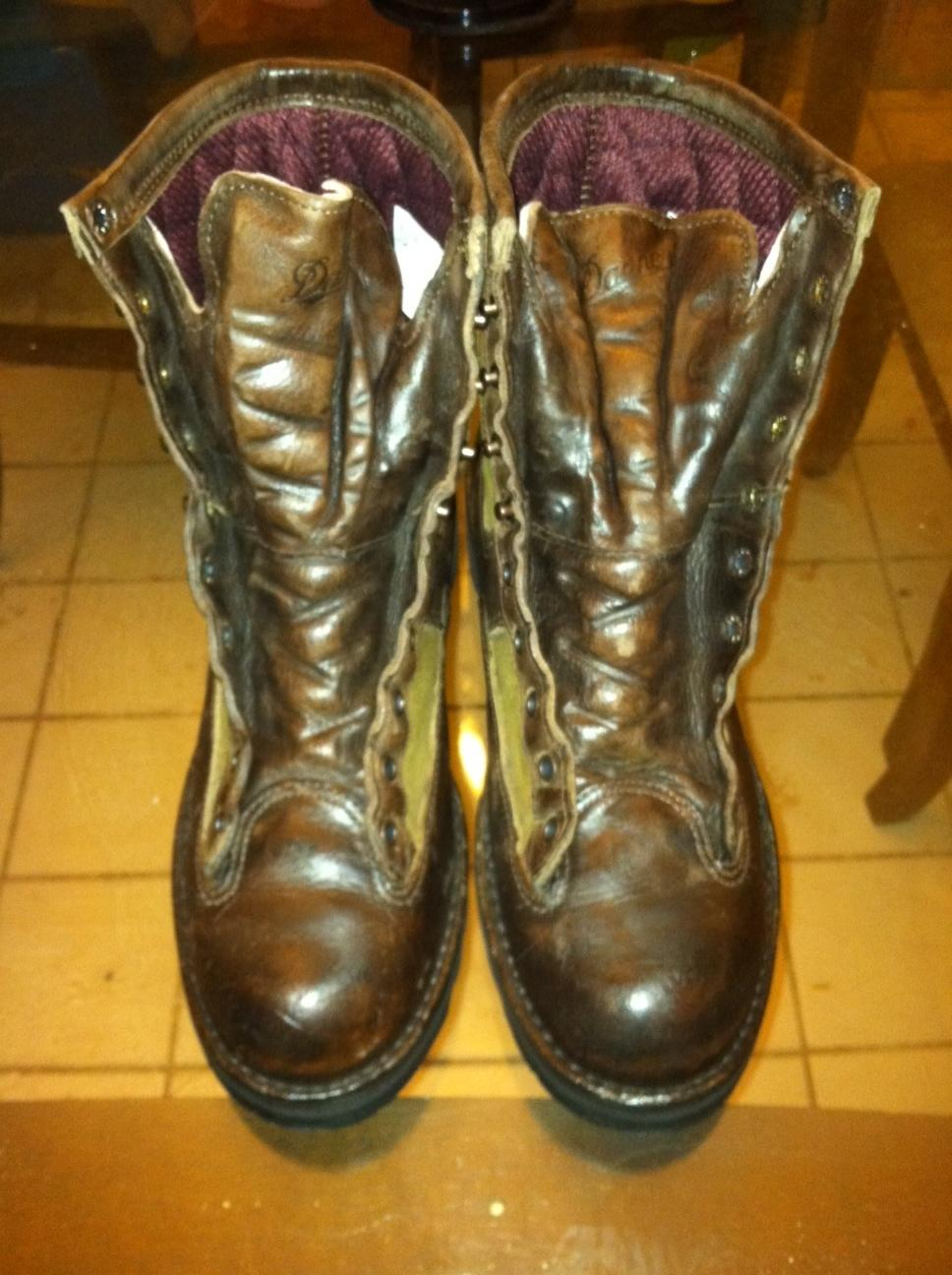 Boot repair - The Campfire - CouesWhitetail.com Discussion forum