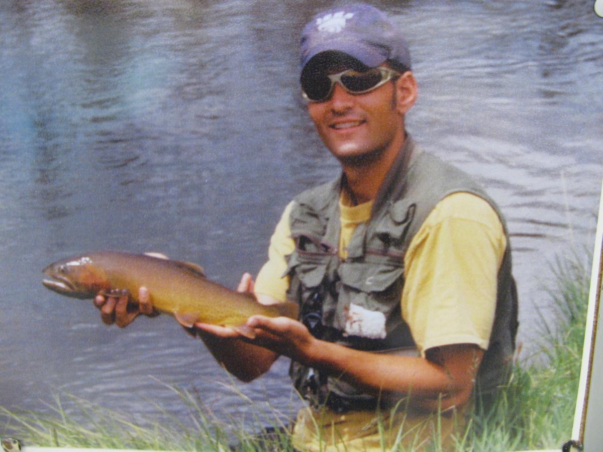 Fishing in yellowstone fishing for Fishing in yellowstone