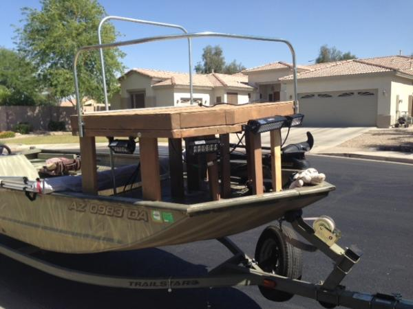 Bowfishing Deck 1st Try Fishing Coueswhitetail Com