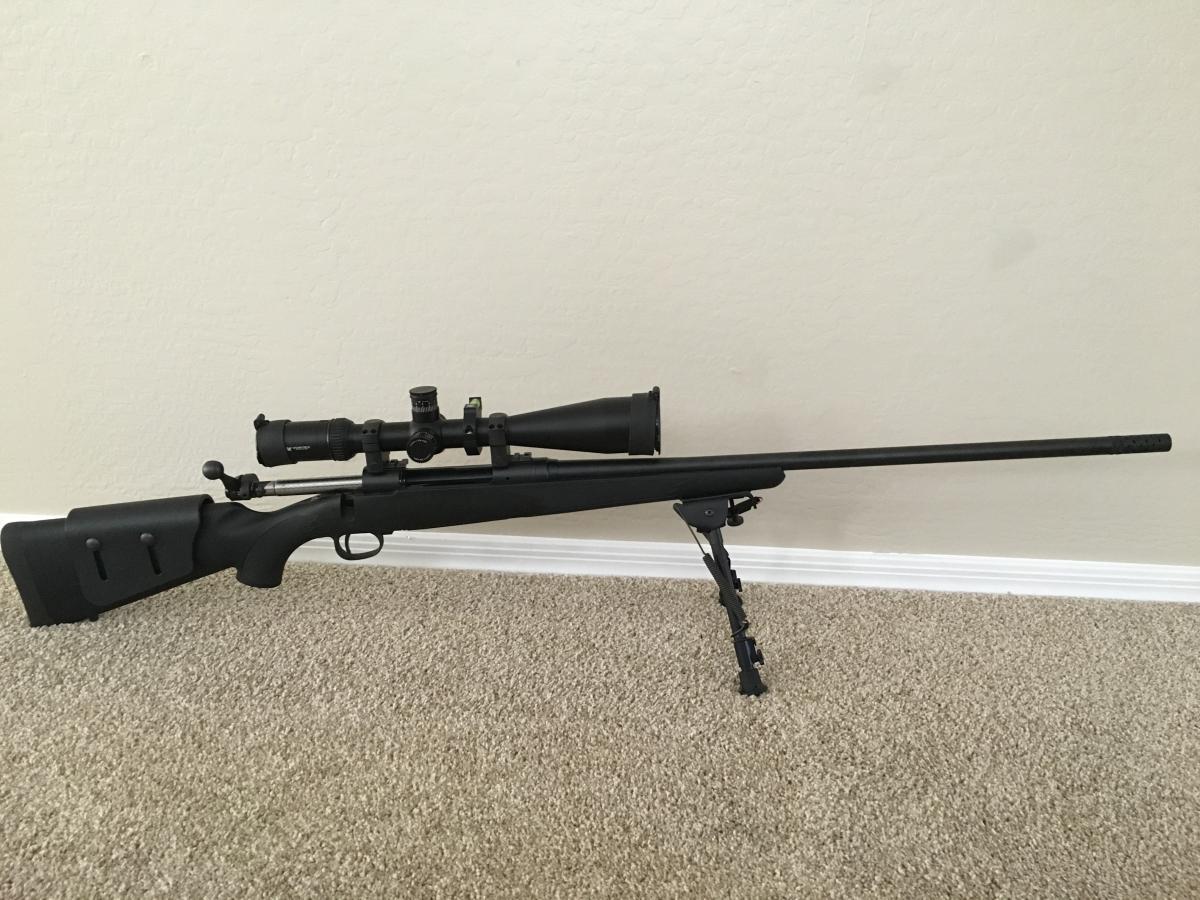 Savage 7mm Rem Mag Long Range Hunter - Classified Ads