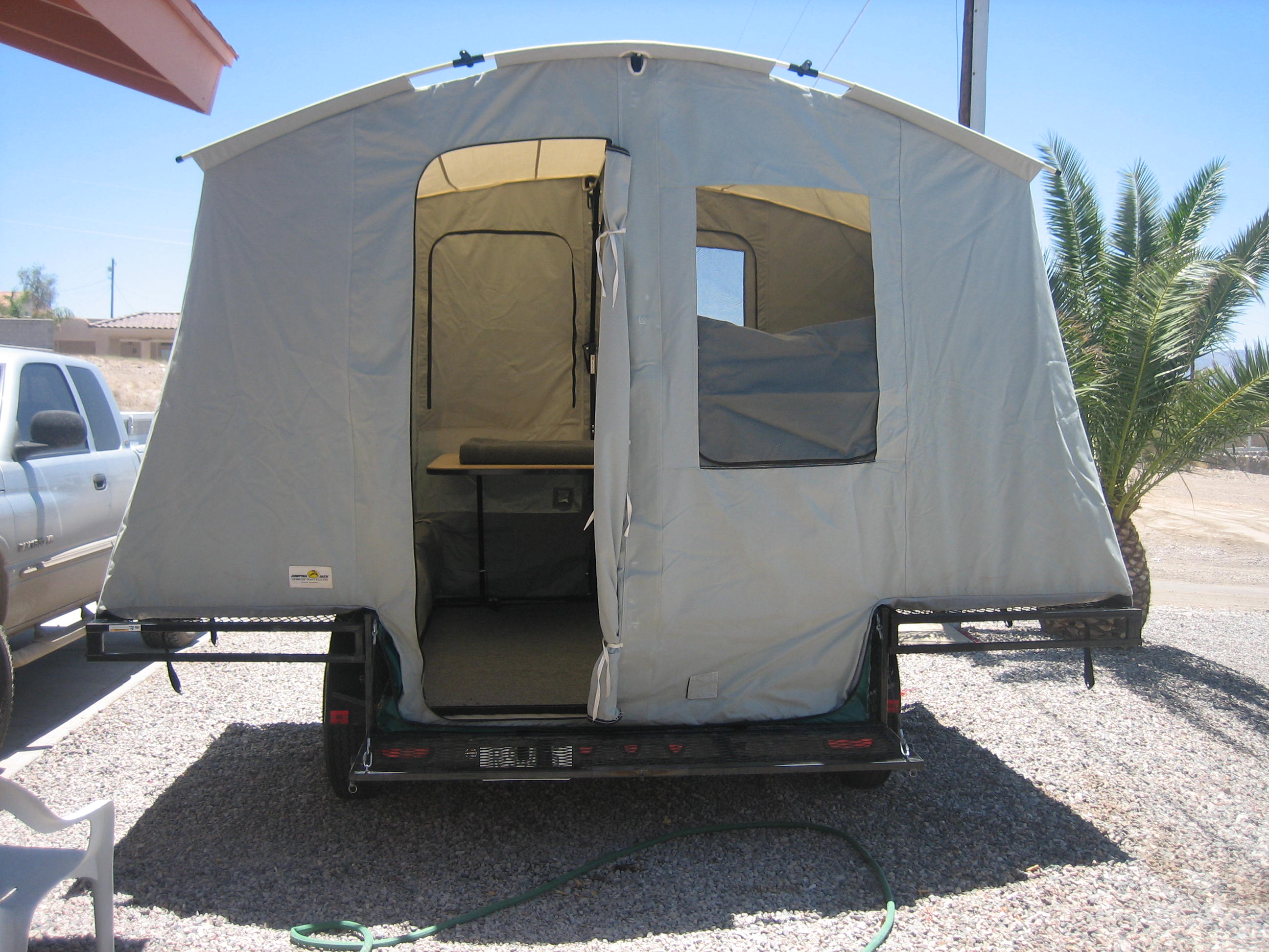 Jumping Jack Trailer - Classified Ads - CouesWhitetail.com ...