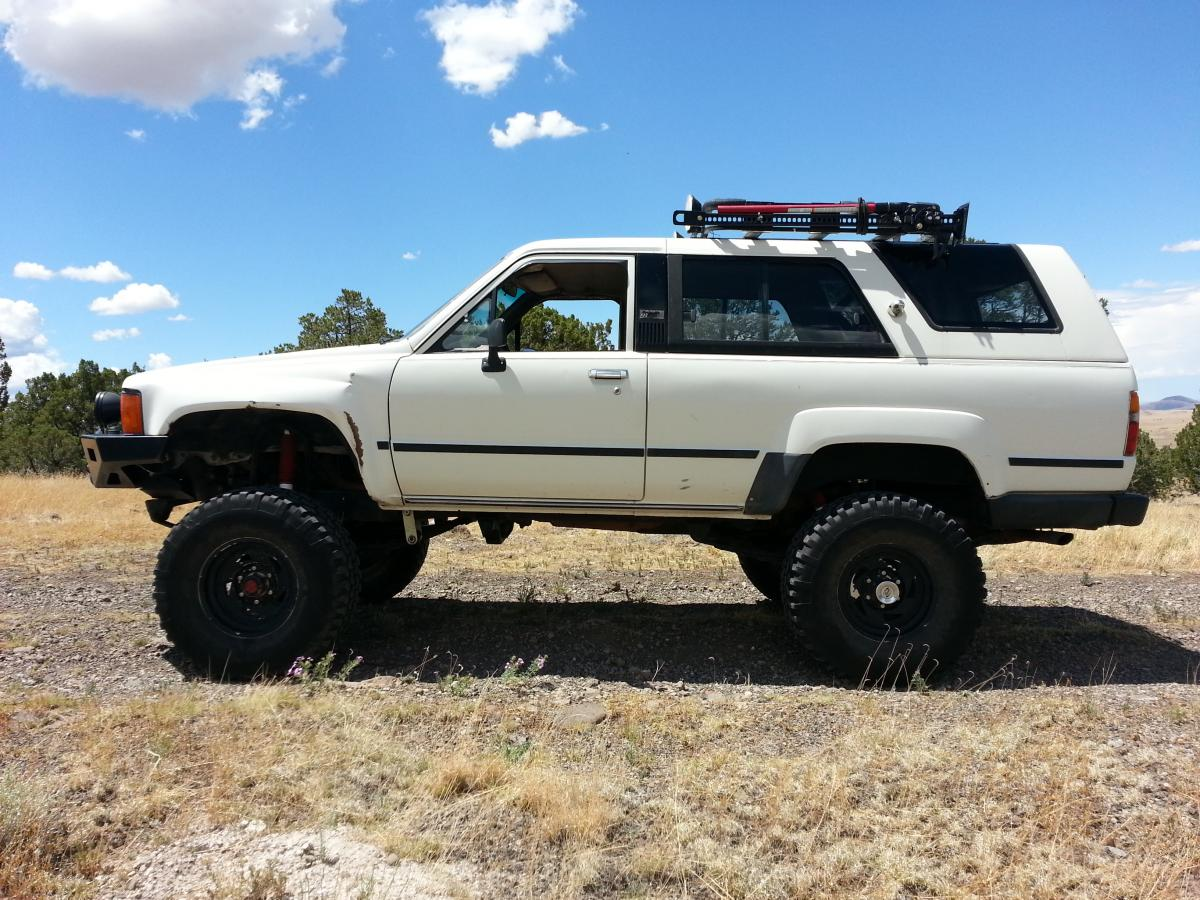1986 Toyota 4runner Sas Classified Ads Coueswhitetail