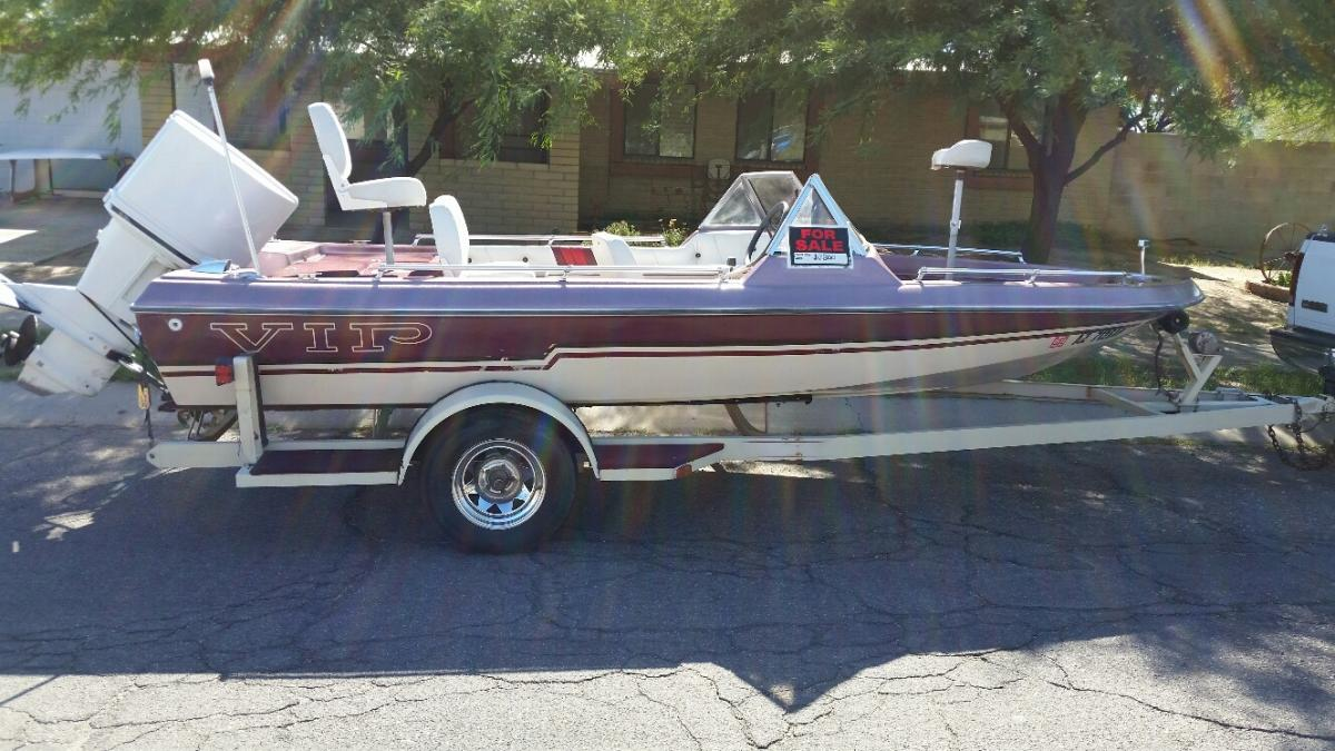 Vip Bass Boats Images