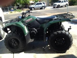 Yamaha grizzly 450 forum