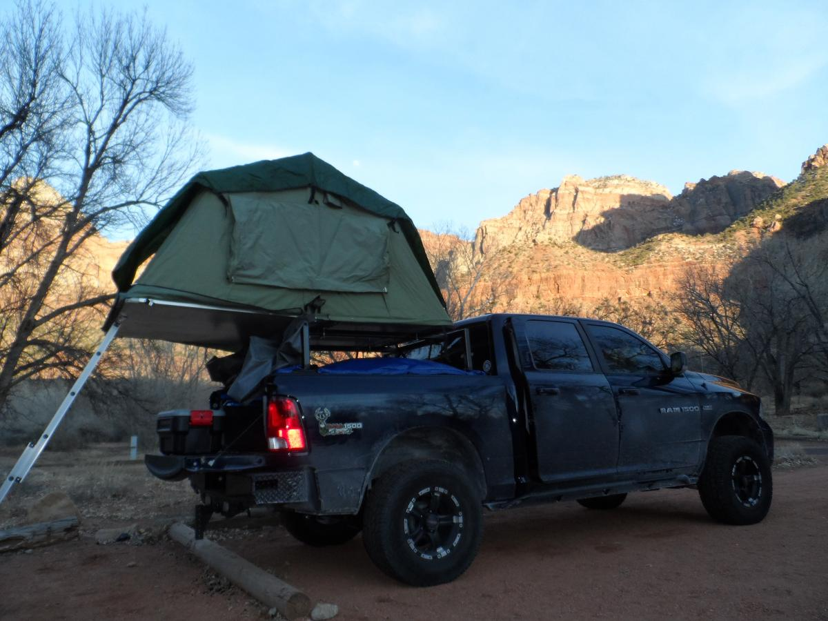 Zion and Bryce National parks February 2013 125.JPG & Mombasa Roof Top Tent - Classified Ads - CouesWhitetail.com ...