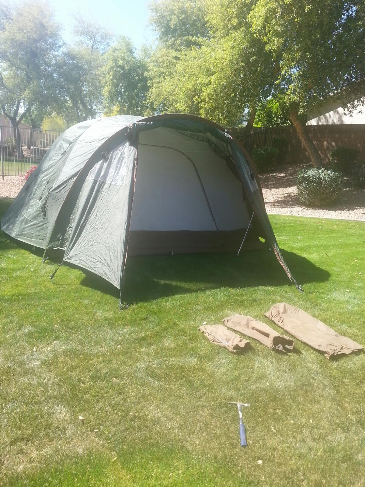 outfitter xwt tent-1.jpeg ... & a few items - Classified Ads - CouesWhitetail.com Discussion forum