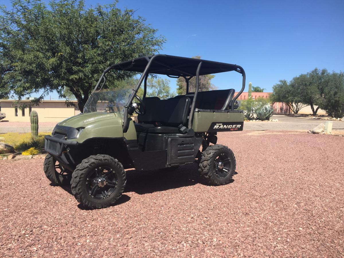 2005 Polaris Ranger 700 Xp Sold Classified Ads