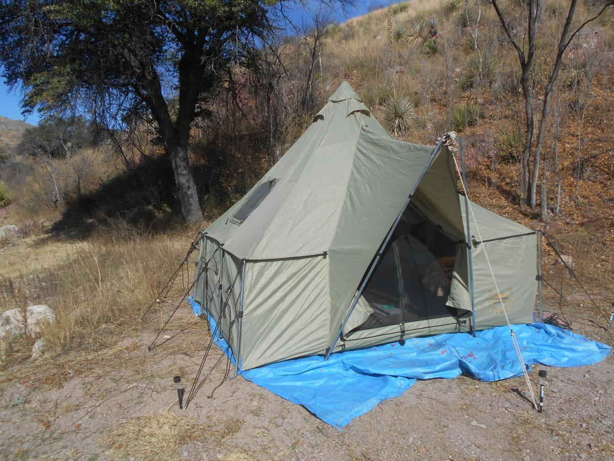 Attached Thumbnails & Cabelas Alaknak 10X10 Tent - Classified Ads - CouesWhitetail.com ...