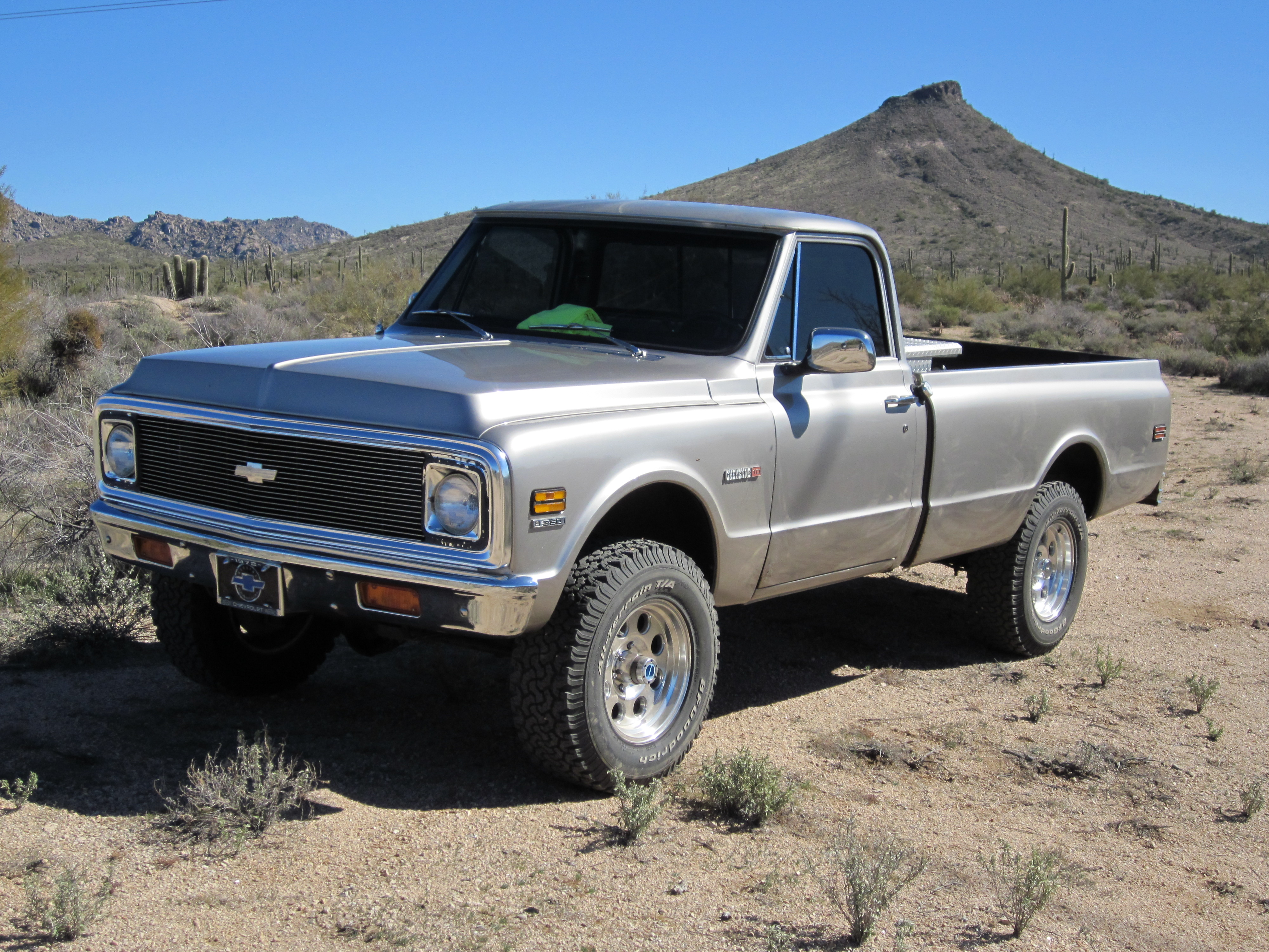 1972 Chevy C K10 Cheyenne 4x4 Classified Ads Coueswhitetail Com