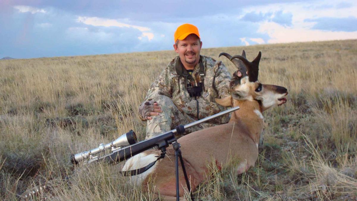 2015 Wyoming Antelope Units Antelope Hunting
