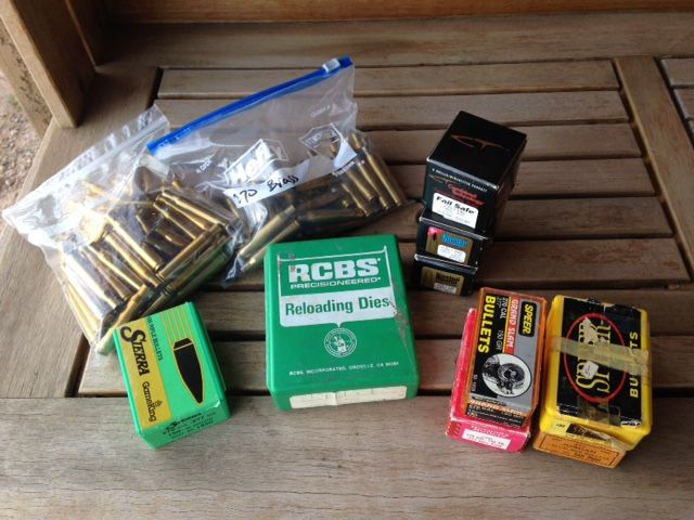 270 Winchester Reloading Components - Classified Ads