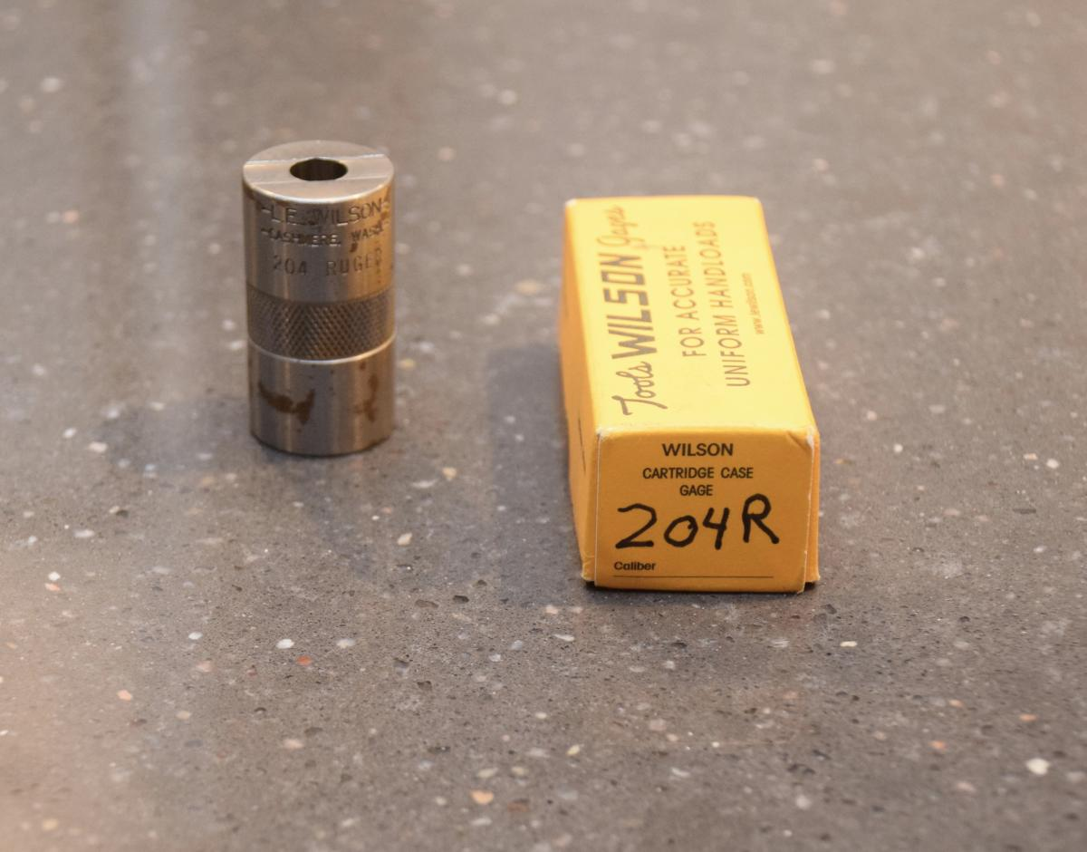 204 Ruger Reloading components - Classified Ads