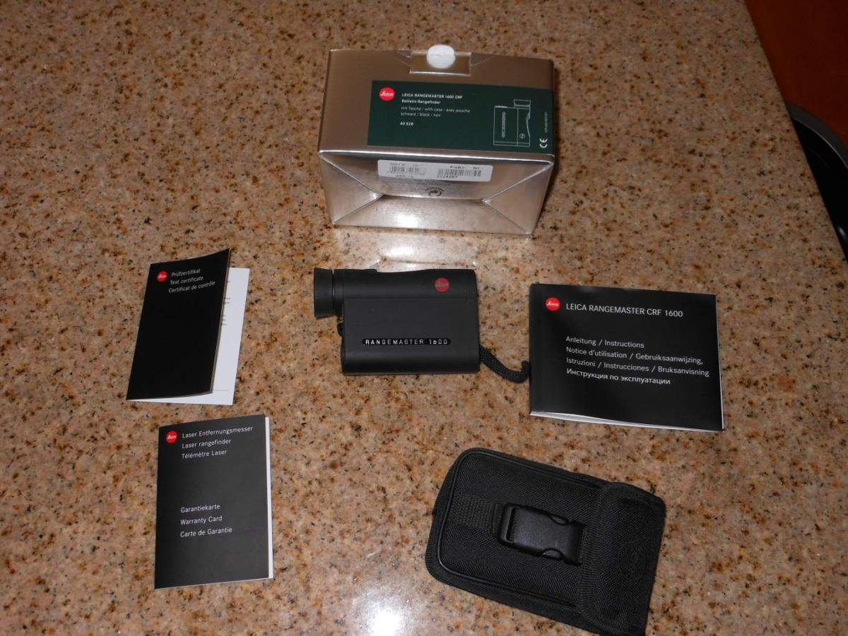 Leica Entfernungsmesser Crf 1600 : Leica rangemaster crf classified ads coueswhitetail