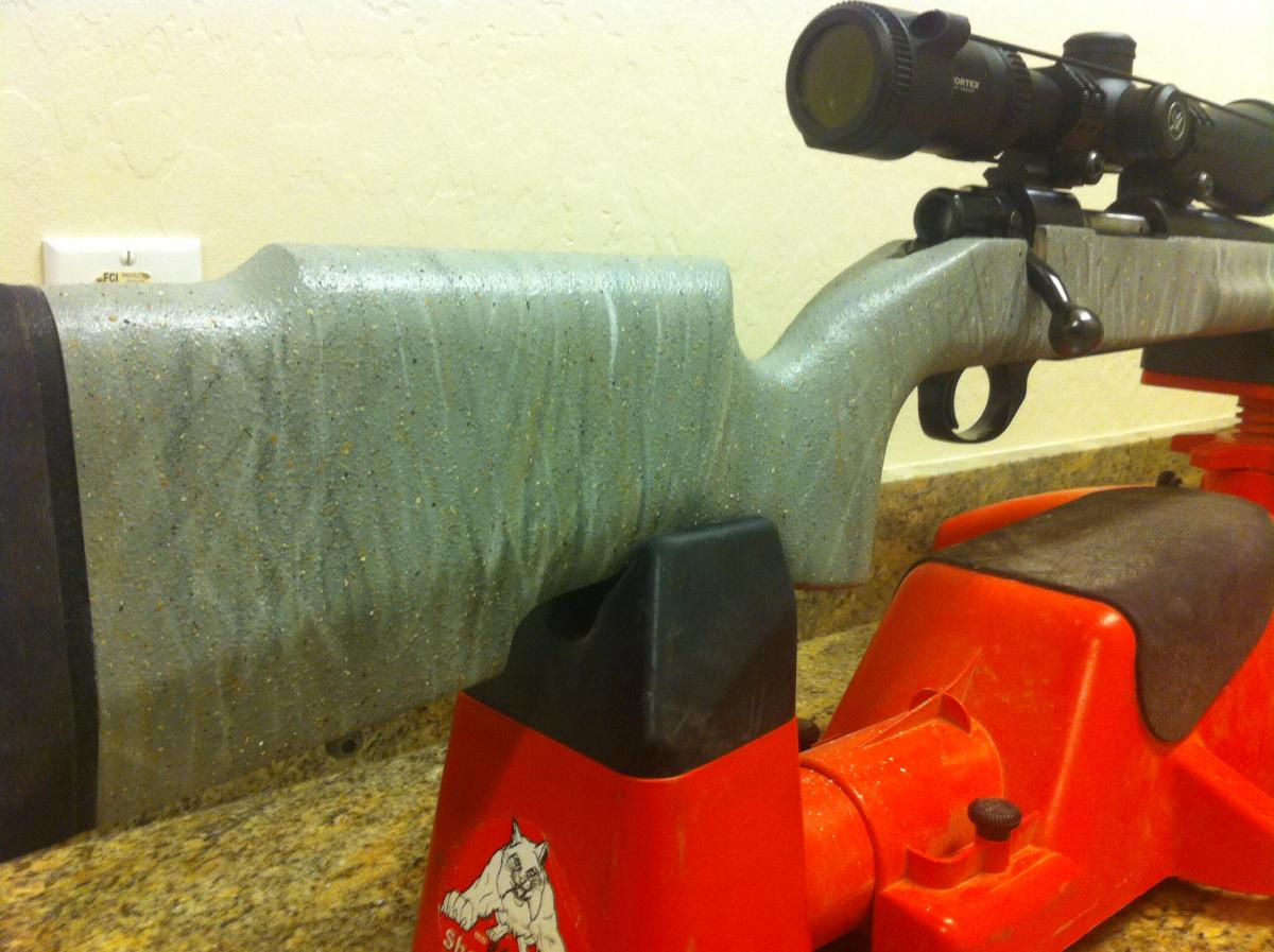 270 WSM updated and ready to go! - Rifles, Reloading and