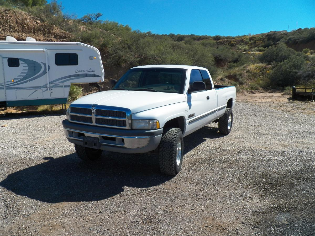 1998 Dodge Ram 2500 Cummins Diesel 4x4 For Sale Classified Ads Coueswhitetail Com Discussion Forum
