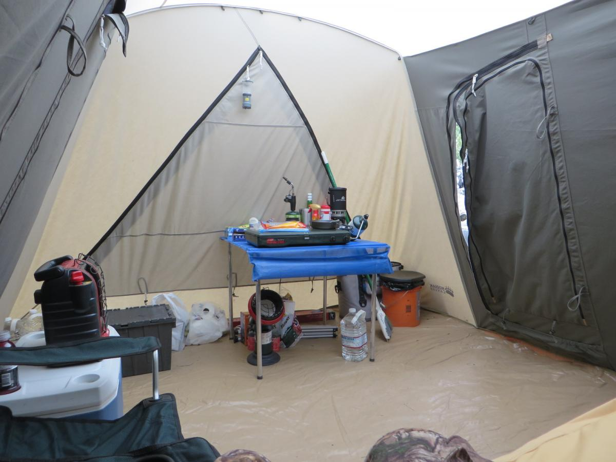Kodiak Canvas 10x14 Tent Review - 2017 - Other Hunting Gear