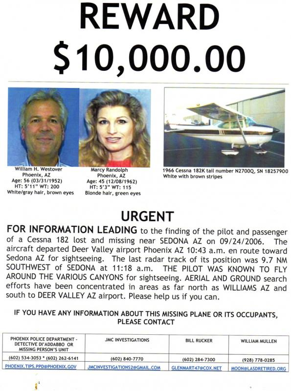 hunter find missing plane - 595×800