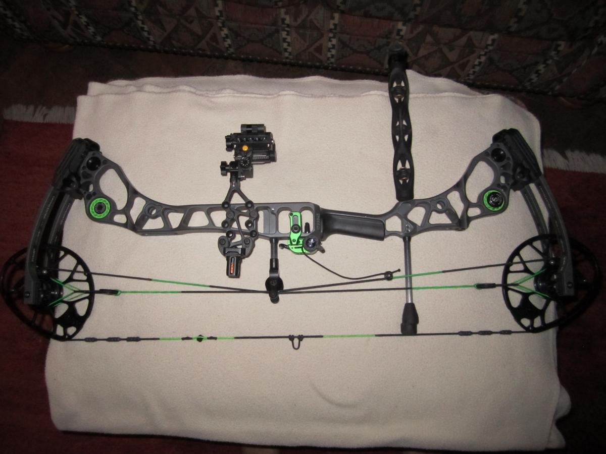 2016 Mathews Halon 6 Custom Strings 60 Lbs 28 In Dl