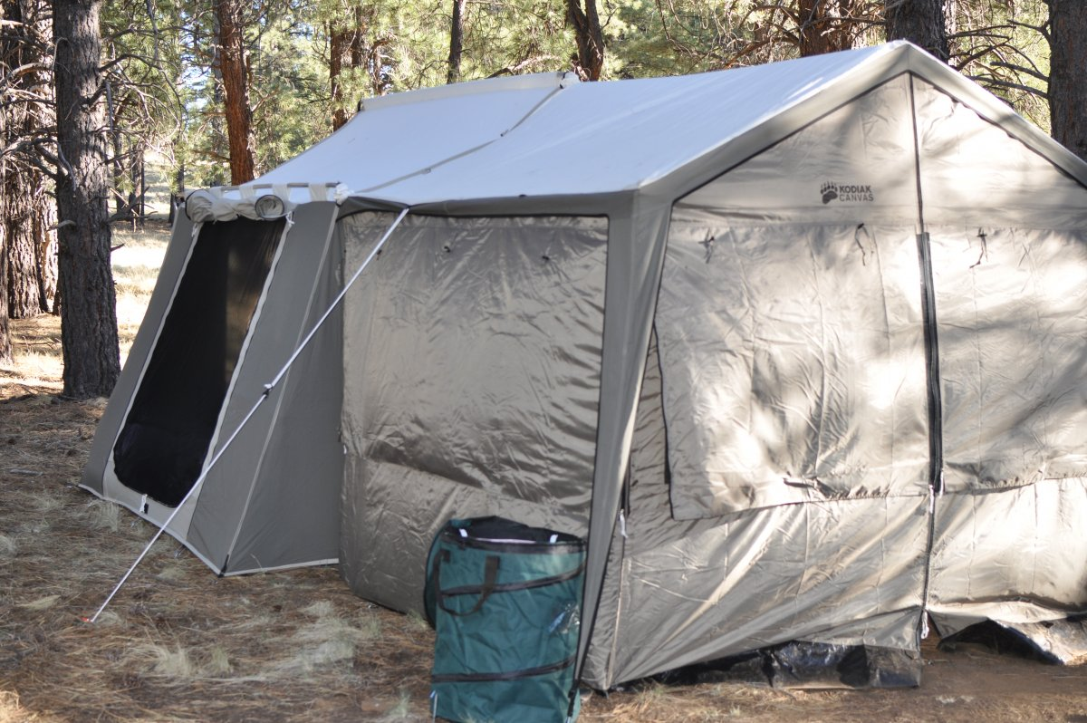 Kodiak Canvas Tent SOLD - Classified Ads - CouesWhitetail
