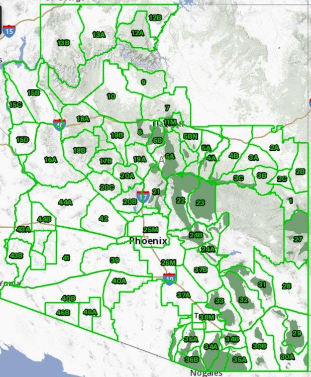 AZ Coues Distribution.jpg