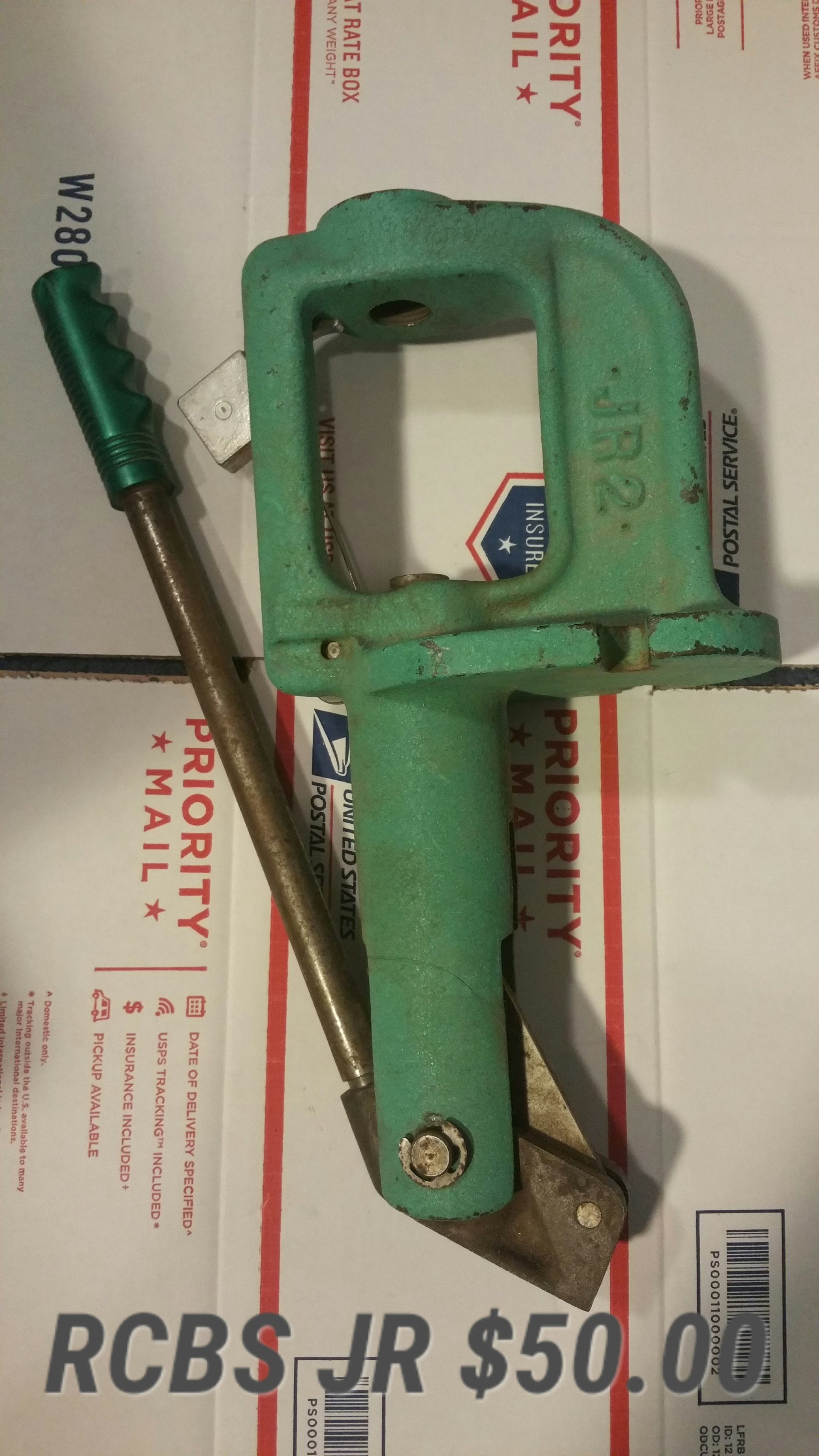WTS Reloading presses - Classified Ads - CouesWhitetail com