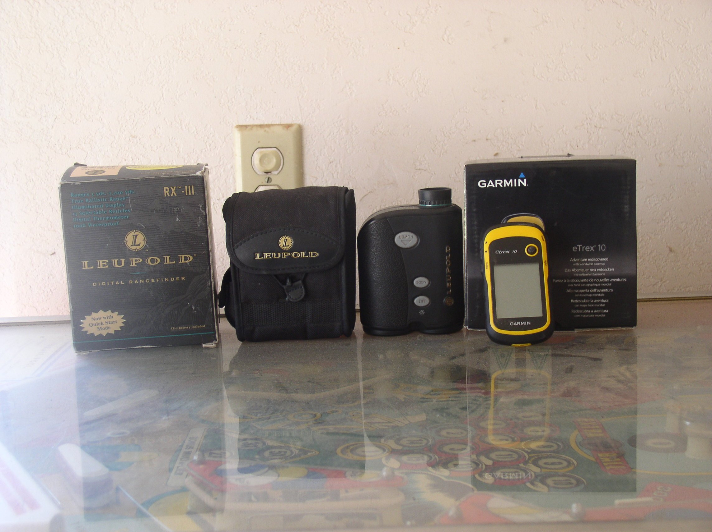 Range finder and GPS - Classified Ads - CouesWhitetail com