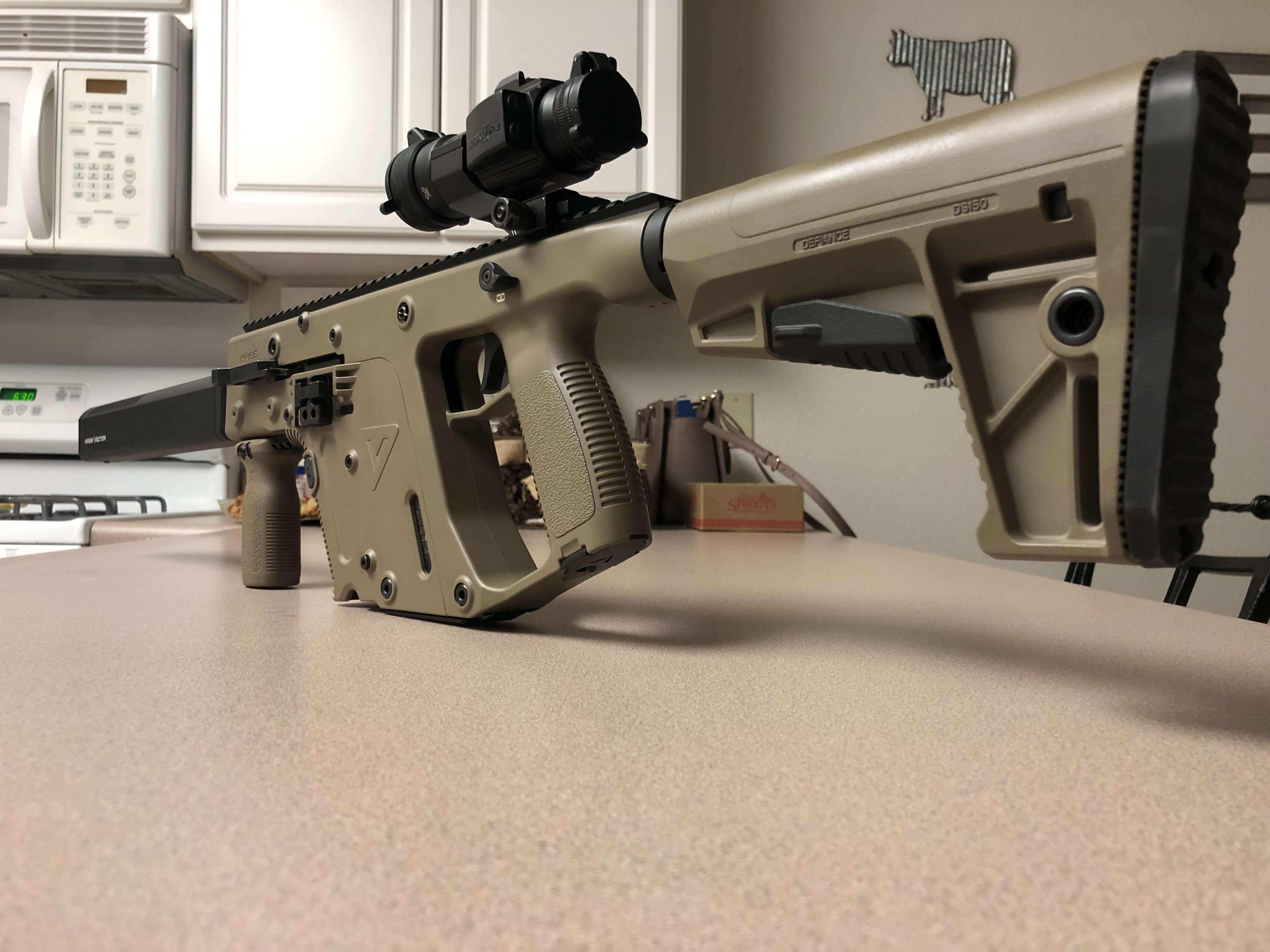 Kriss Vector Gen 2 CRB 9mm - Classified Ads - CouesWhitetail com