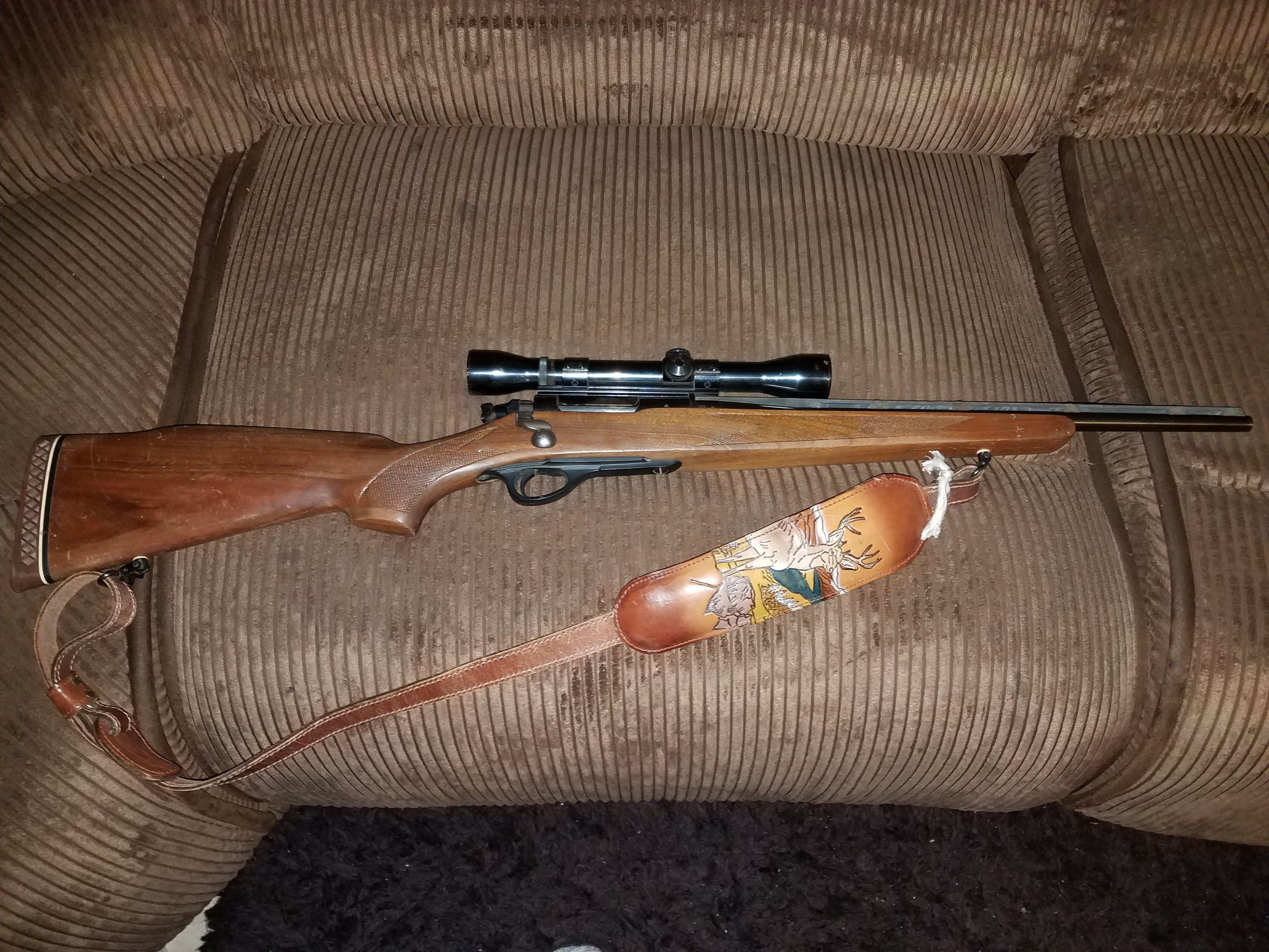 Remington Model 600 243 question - Rifles, Reloading and
