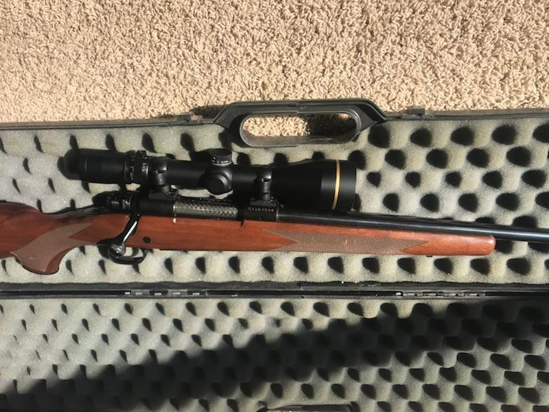 Winchester model 70 7mm Mag - Classified Ads - CouesWhitetail com