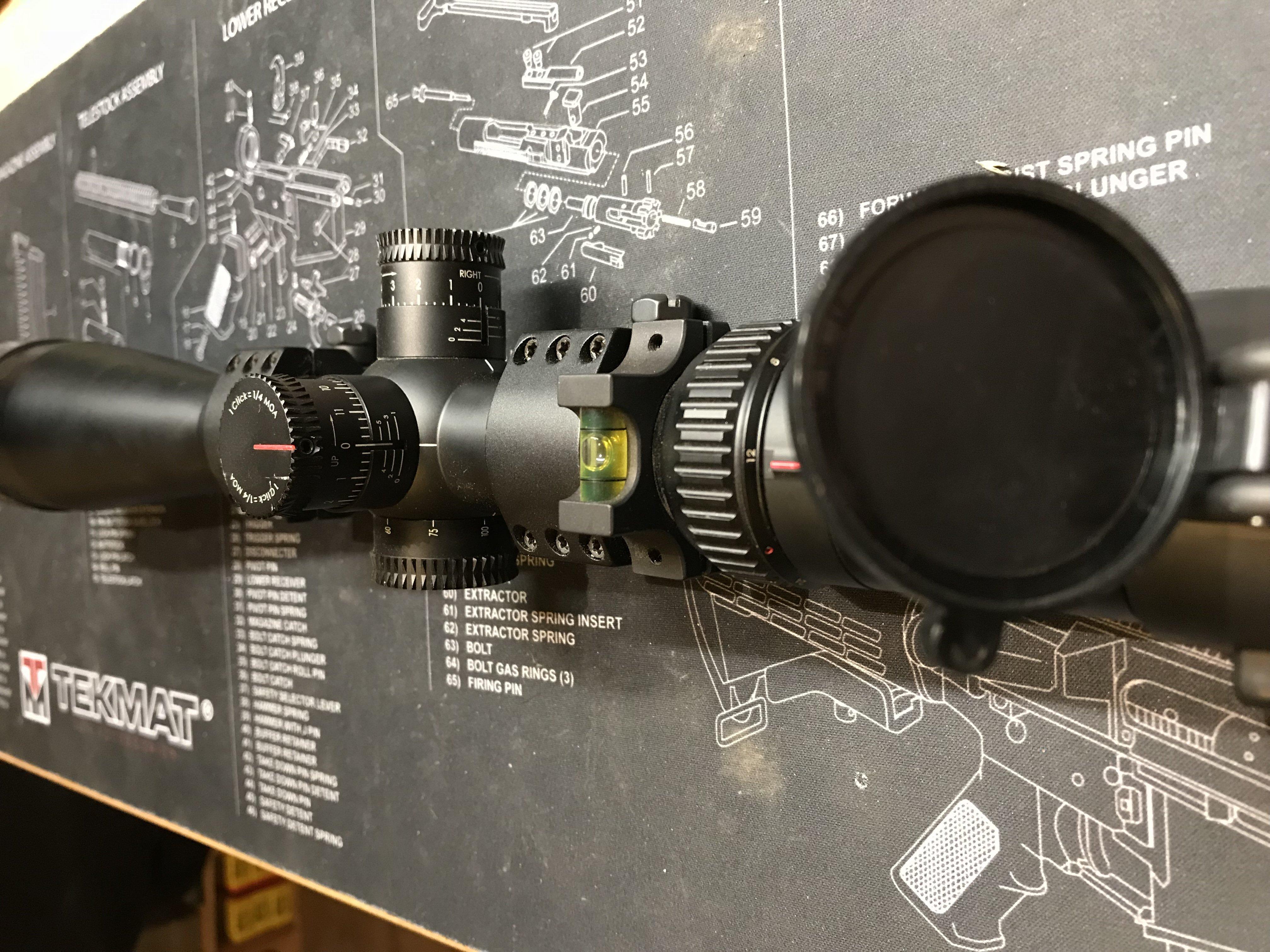 Leupold VX-R and Vortex Viper Review - The Optics Talk