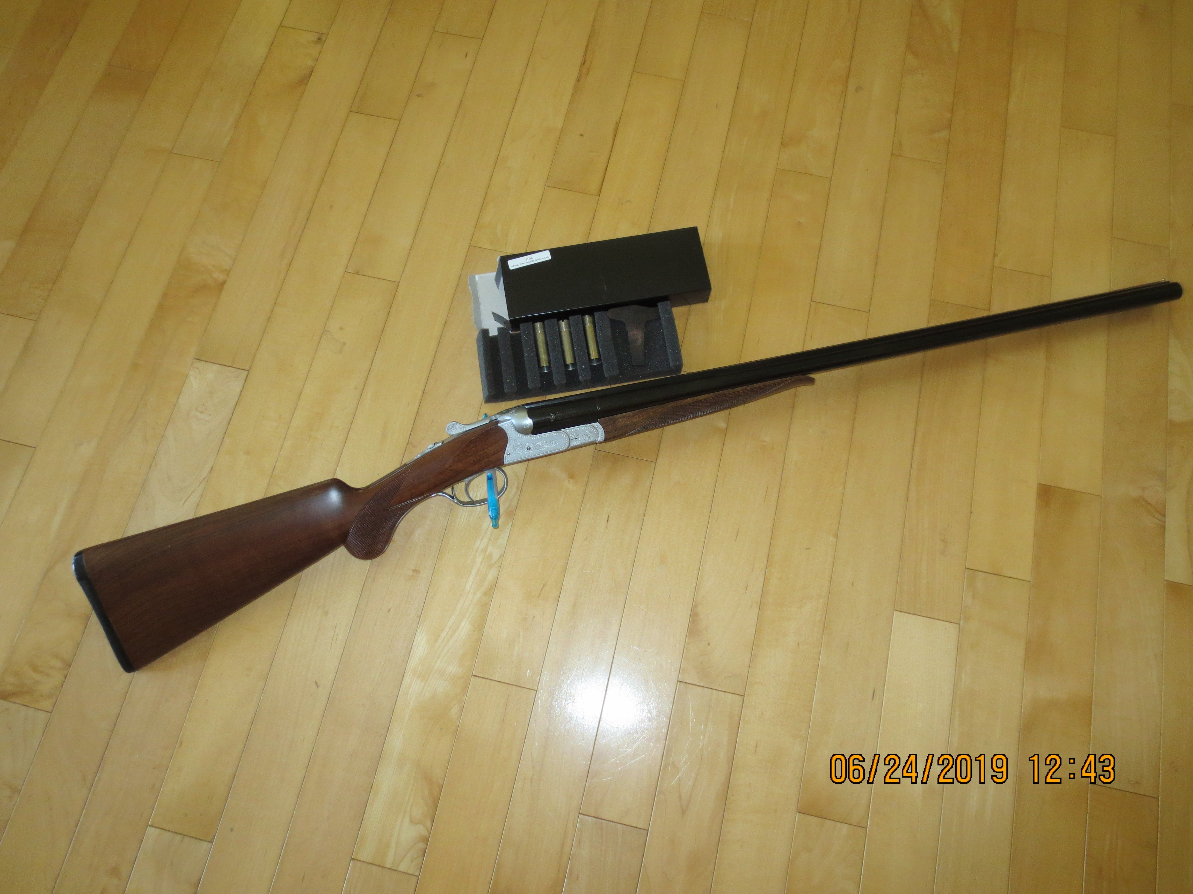 FS CZ Grouse 20 ga double barrel - Classified Ads - CouesWhitetail