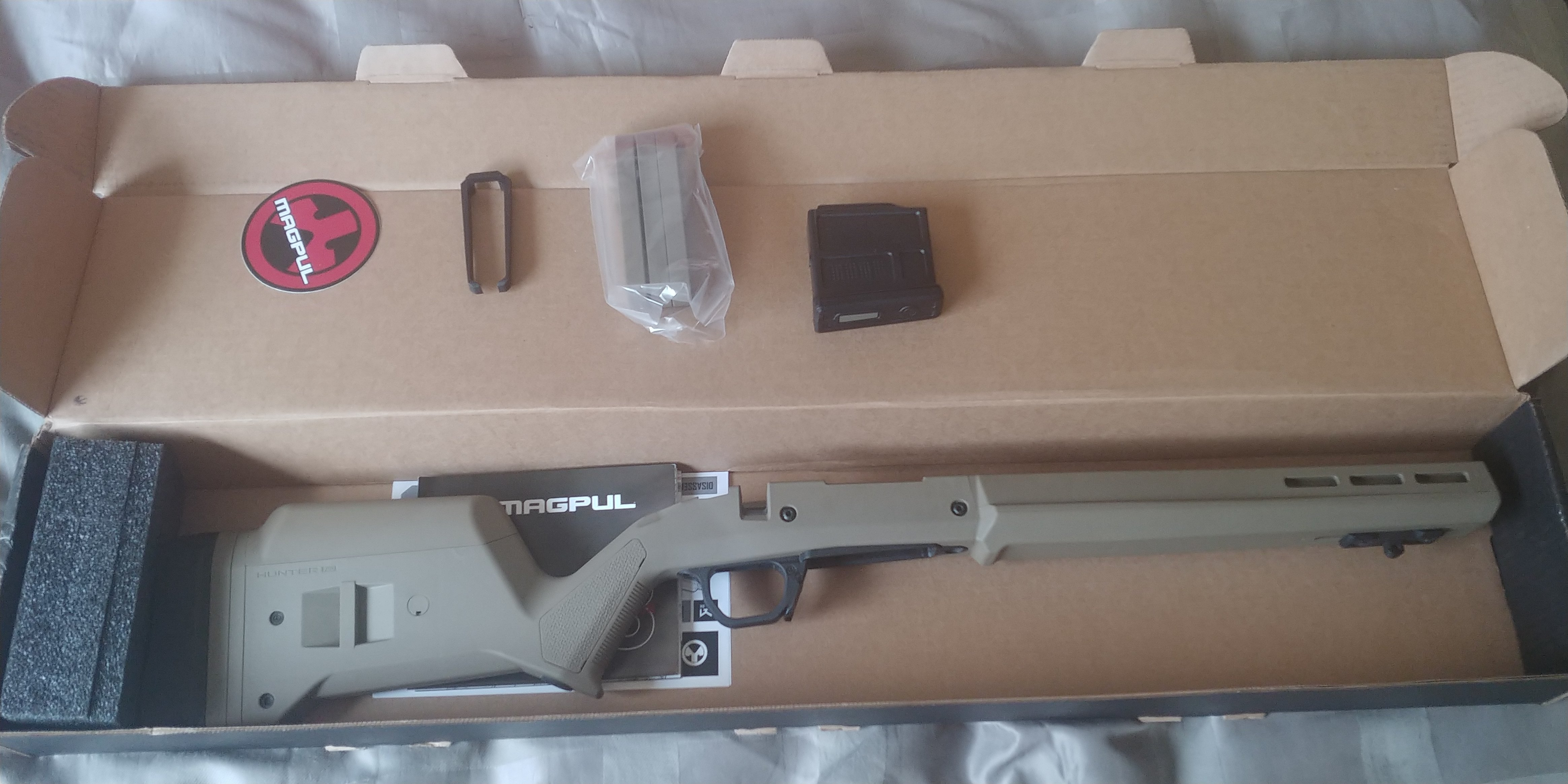 Magpul Hunter 700 SA stock - Classified Ads - CouesWhitetail