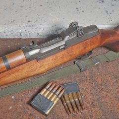 Rifle man