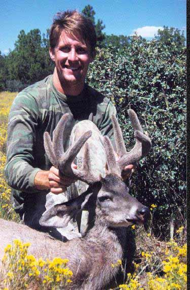 archery coues deer