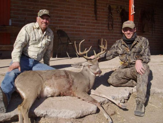 MEXICO COUES BUCK