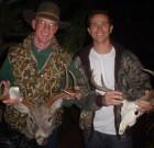 Tom  Lynch and Doug Wombacher 2004